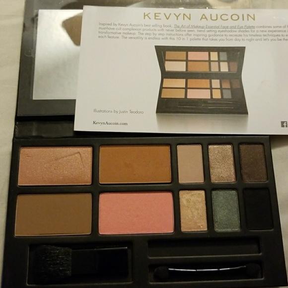 kevyn aucoin the art of makeup full face palette poshmark